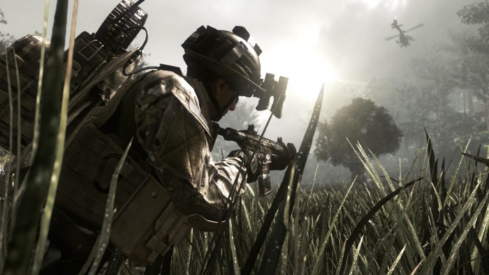 Call of Duty: Ghosts (© Microsoft)
