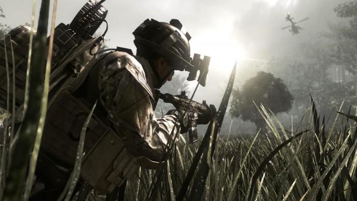 Call of Duty: Ghosts (© Microsoft)