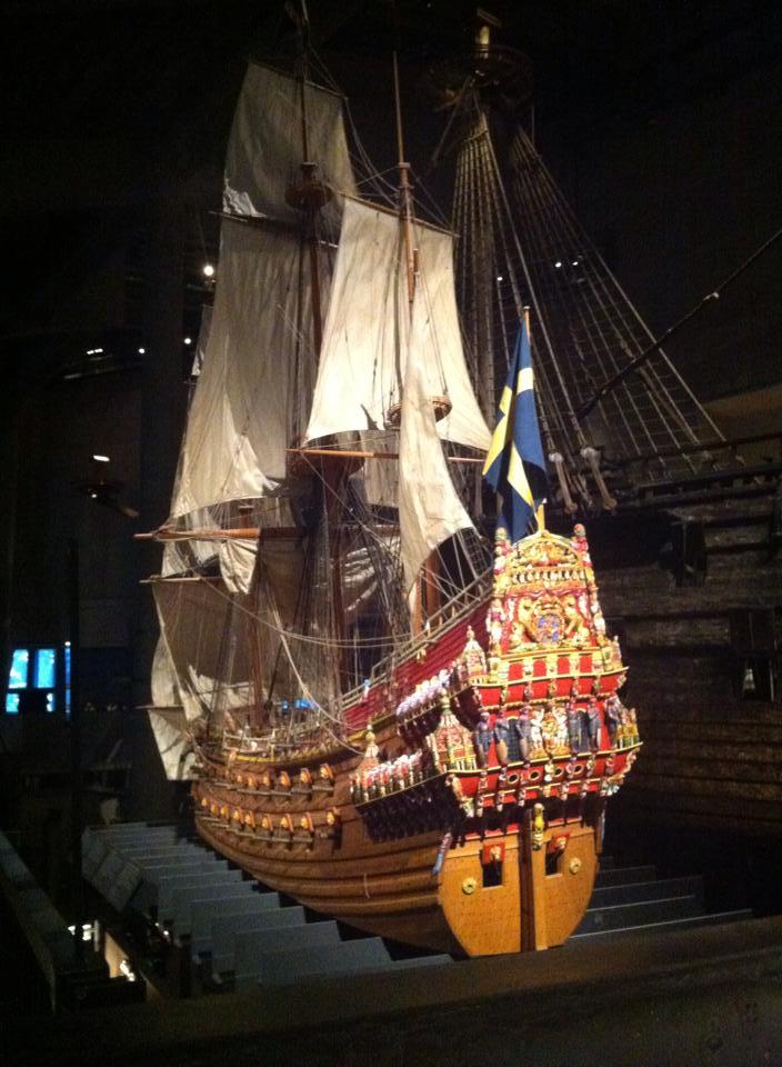 Vasa Miniatur by Caro